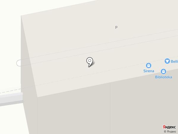 ЛеВилль на карте Ставрополя