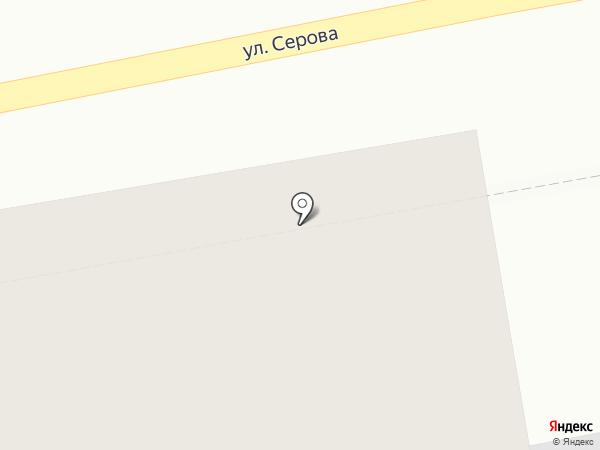 Эврика-Пром на карте Ставрополя