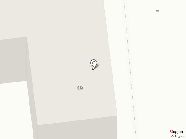Усадьба на карте Ставрополя