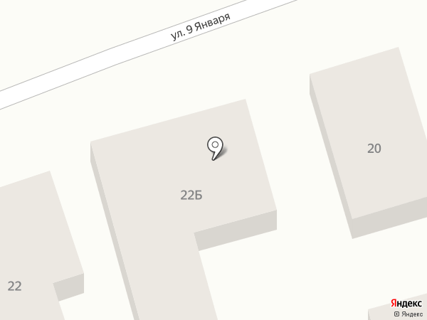 ER26 на карте Ставрополя