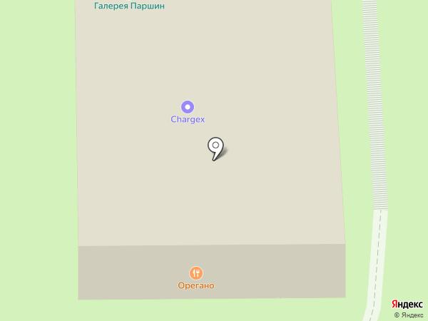 Орегано на карте Ставрополя