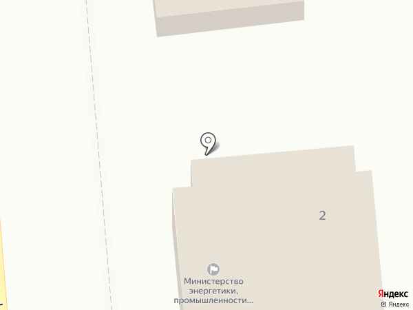 Министерство энергетики, промышленности и связи Ставропольского края на карте Ставрополя