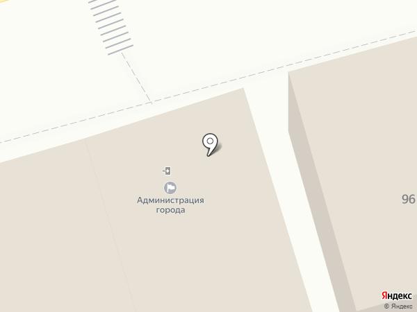 УРАЛТРУБОСТАЛЬ на карте Ставрополя