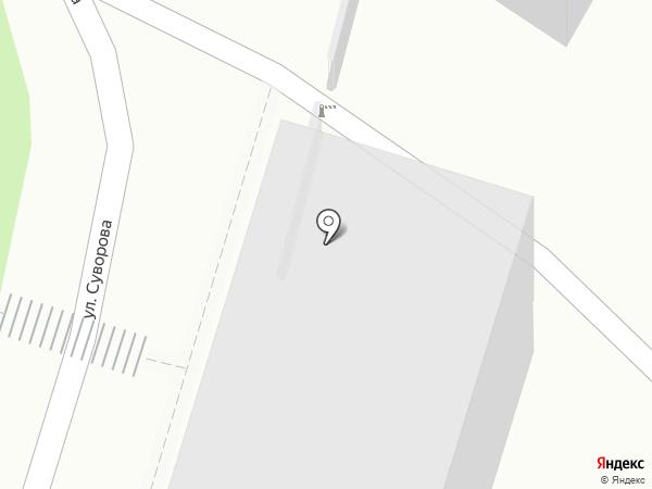 Ставропольэнергосбыт, ПАО на карте Ставрополя