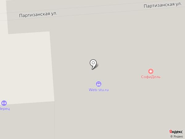 Дмитрий Смелкин и Партнеры на карте Ставрополя