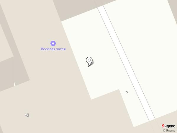 Веселая затея на карте Ставрополя
