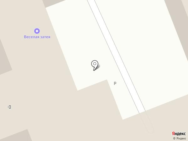 Центр развлекательных услуг Весёлая затея на карте Ставрополя