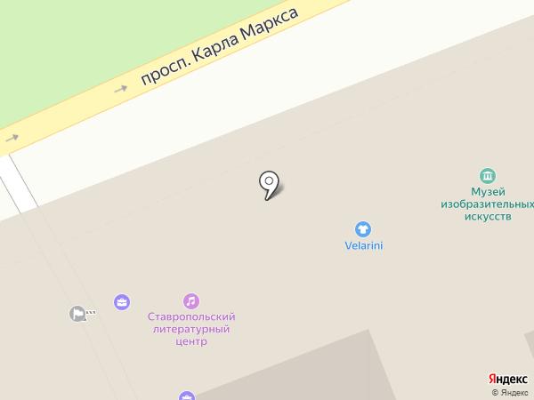 Связной на карте Ставрополя