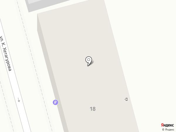ЖЭУ №7 на карте Ставрополя