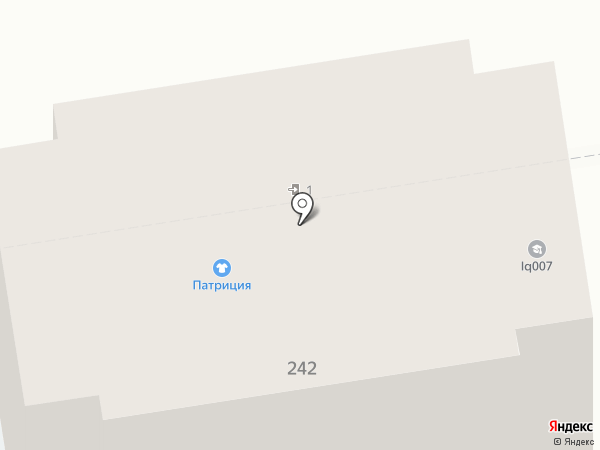 АИСТ на карте Ставрополя