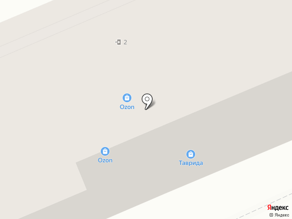 Анна Доктор на карте Ставрополя
