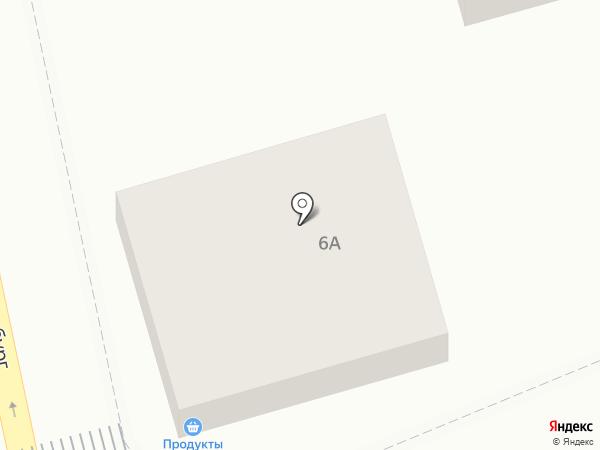 ИРС на карте Ставрополя