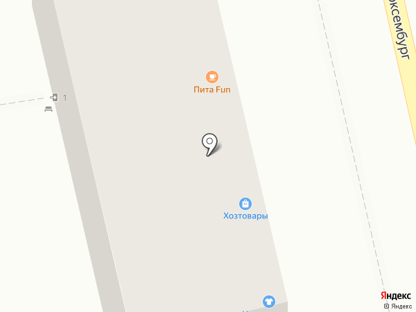 Колибри на карте Ставрополя