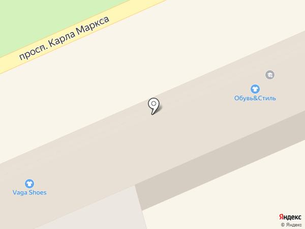 FastMoney на карте Ставрополя