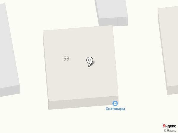 Стекло-дизайн на карте Михайловска