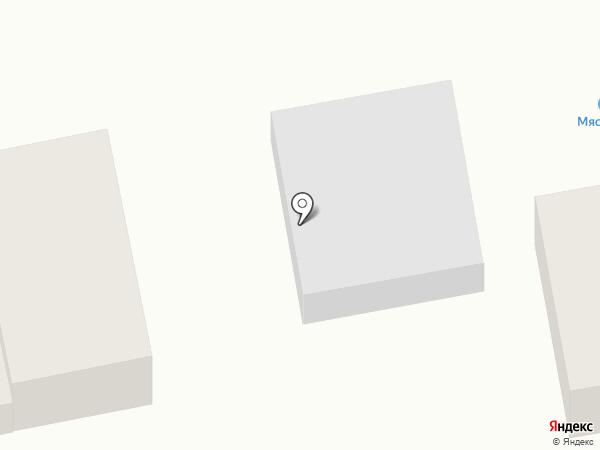 Шиномонтажная мастерская на карте Михайловска