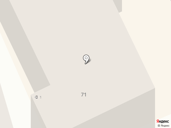 Автоэкспресс на карте Ставрополя