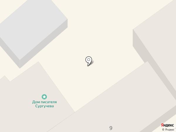 Цифровое Фото на карте Ставрополя