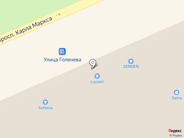 Банк Хоум Кредит на карте Ставрополя