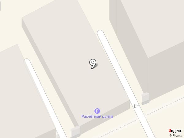 Домоуправление №4 на карте Ставрополя