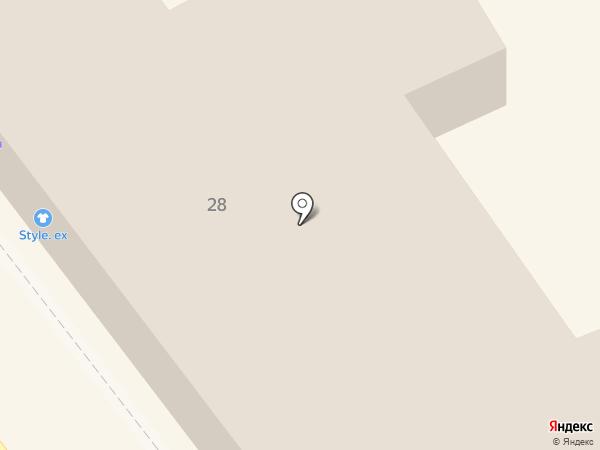 Почтовое отделение №6 на карте Ставрополя