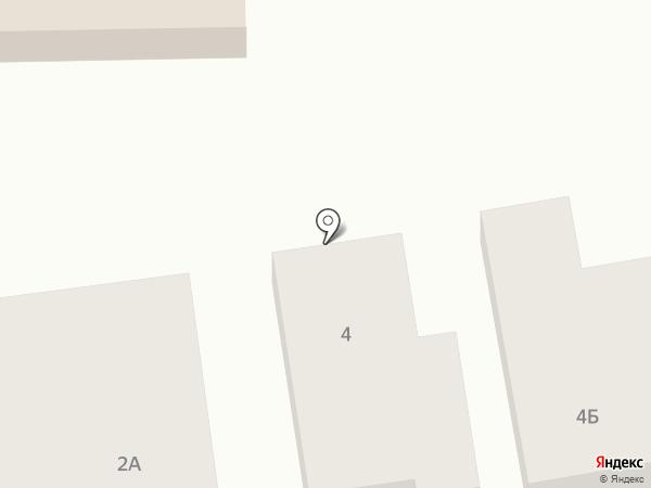 Шиномонтаж5+ на карте Ставрополя