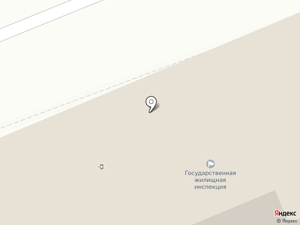 Министерство строительства, дорожного хозяйства и транспорта Ставропольского края на карте Ставрополя