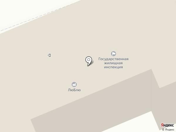 Банкомат, Московский Индустриальный Банк на карте Ставрополя