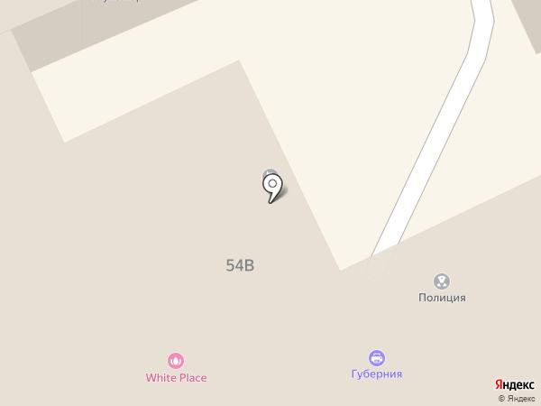 Автомастер на карте Ставрополя