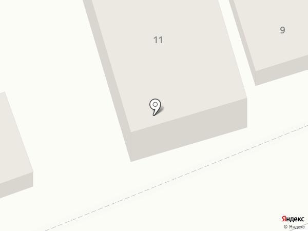 Аттикус на карте Ставрополя