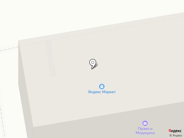 Славянка на карте Ставрополя