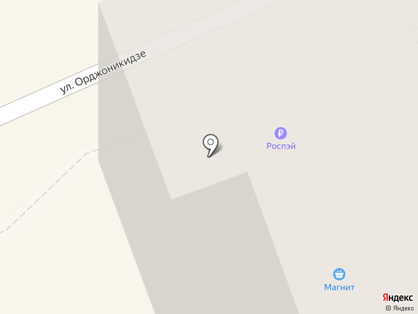 Мясной базар на карте Ставрополя