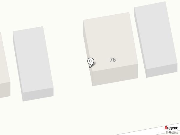 Кудесница на карте Михайловска