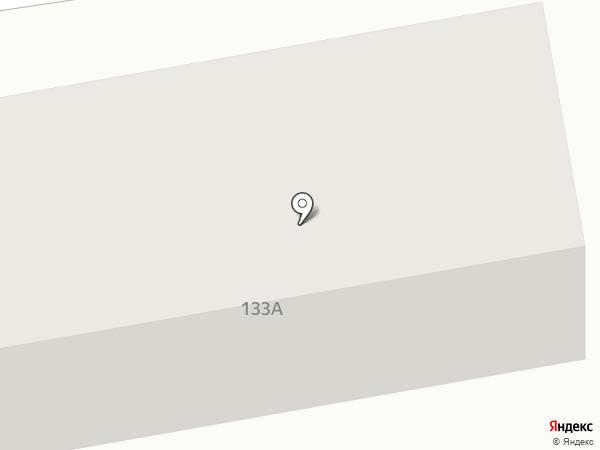 Гана на карте Ставрополя