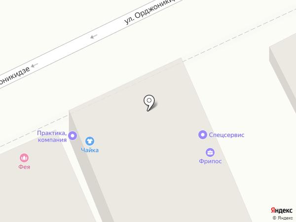 Жильё-информ на карте Ставрополя