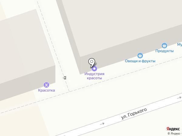 Сауно-Квант на карте Ставрополя