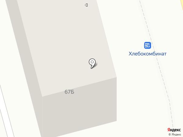 Территориальный орган Федеральной службы по надзору в сфере здравоохранения по Ставропольскому краю на карте Ставрополя
