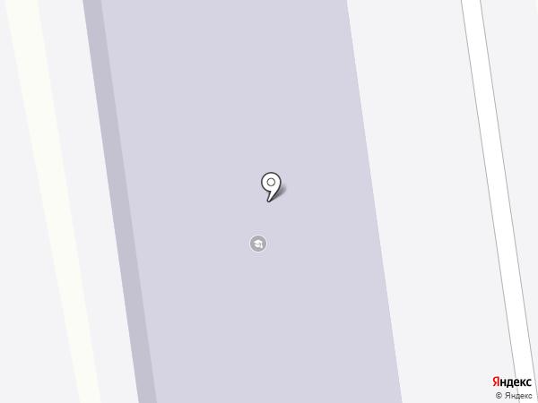 Ирбис на карте Ставрополя