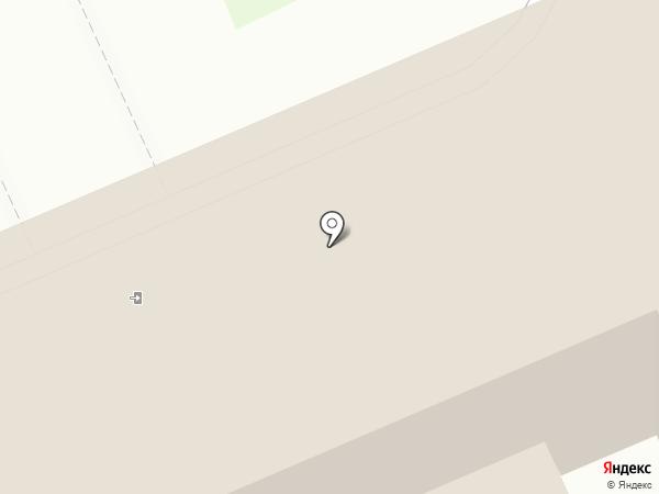 Интурист-Ставрополь на карте Ставрополя