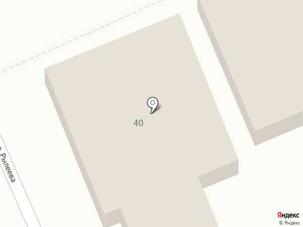 Фриланс на карте Ставрополя