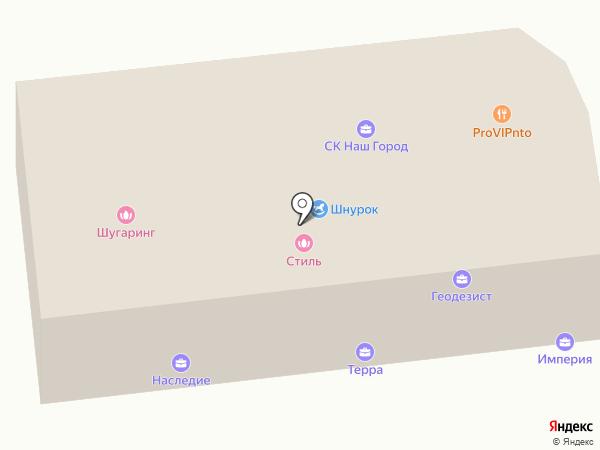 МИР на карте Михайловска