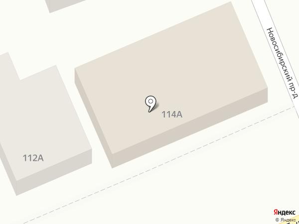 Продавец-Запчастей.рф на карте Ставрополя