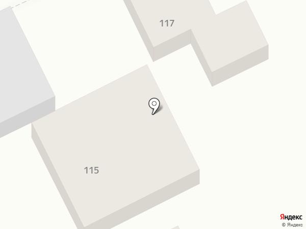 Торгово-сервисная компания на карте Ставрополя