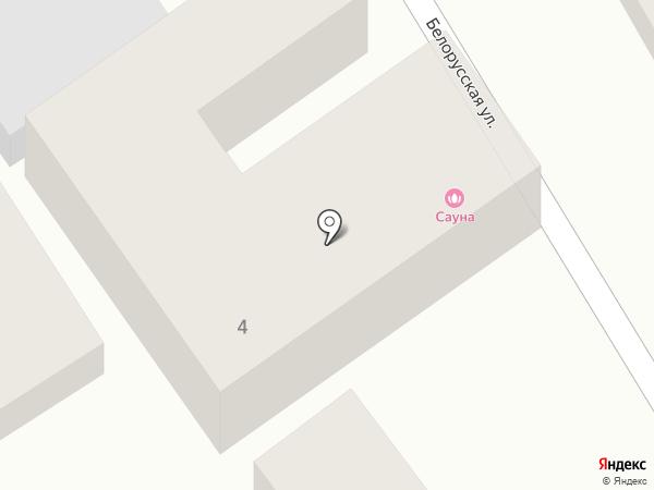 Гостевой дом на карте Ставрополя