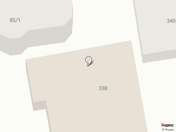 Дэвид на карте Ставрополя