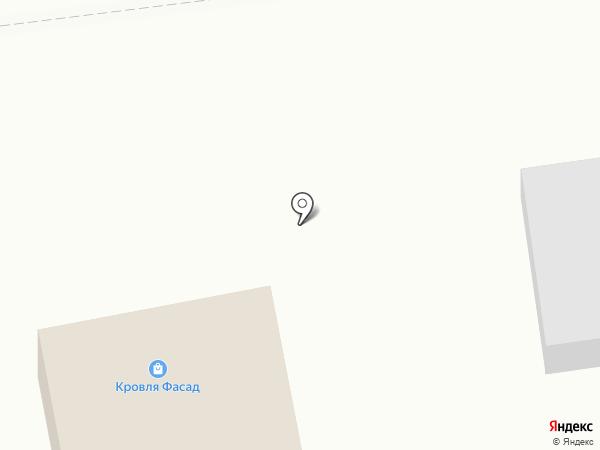 Автомойка на карте Михайловска