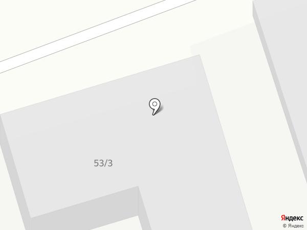 Класс на карте Ставрополя