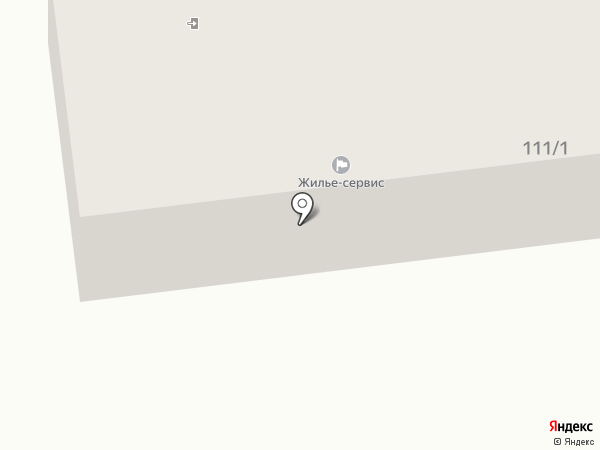 Жилье-Сервис на карте Михайловска