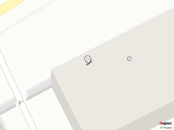 Ставропольский региональный ресурсный центр на карте Ставрополя