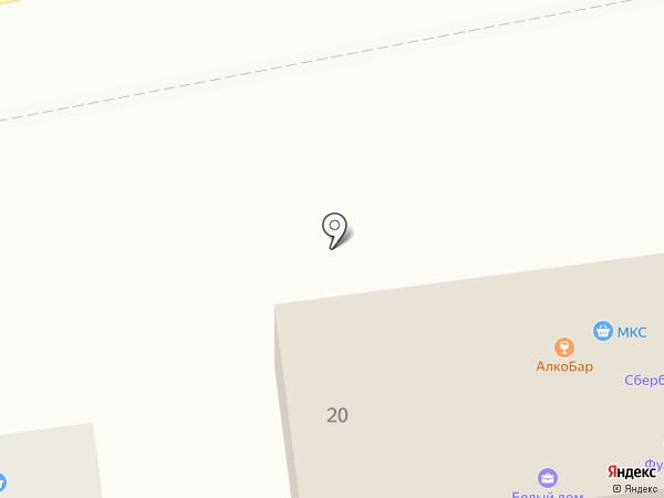Автомаркет для иномарок на карте Михайловска
